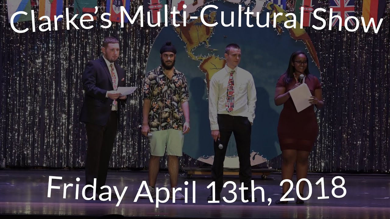 W.T. Clarke High School Multi-Cultural Show 2018