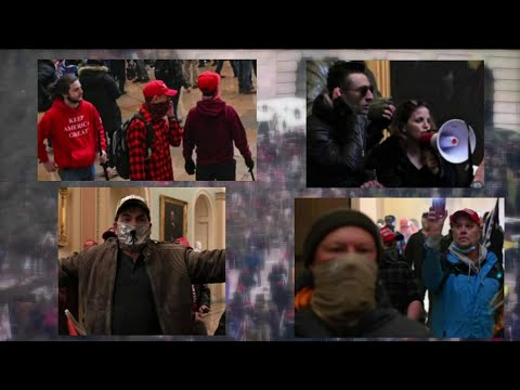 FBI, DC police ask for tips to identify Capitol rioters
