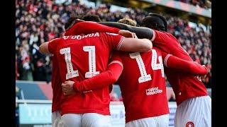 Highlights | Bristol City 2-0 Swansea City