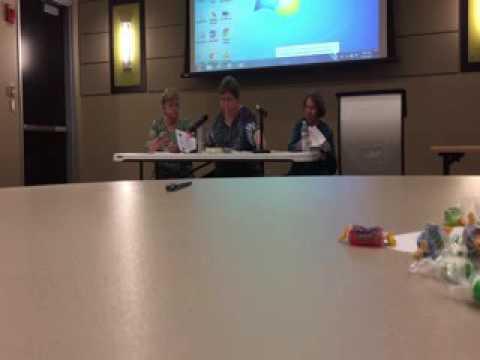 Mississippi LPA Leadership Workshop President-Elect