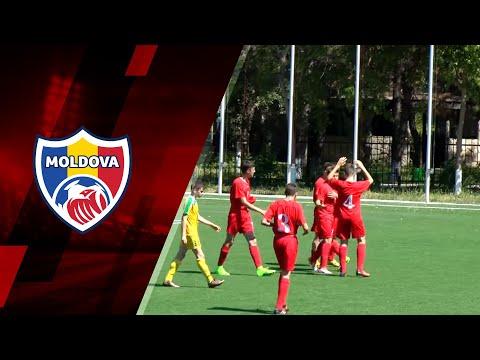 Moldova U-16 2:0 Zimbru U-16 // Meci amical, 24 05 17