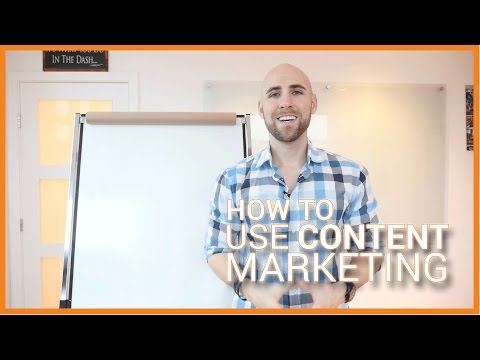 How To Use Content Marketing To Grow Your Online Business