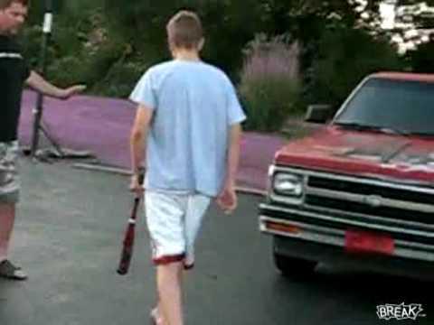Kid Ungrateful For Truck Video