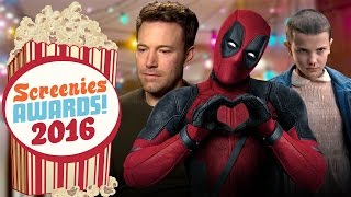 Download MP4 Videos - 2016 Screenies Awards! - The Best & Worst in Movies & TV
