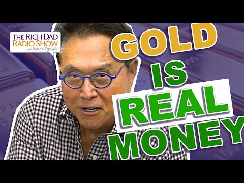 In GOLD We Trust - Robert Kiyosaki [Full Radio Show]