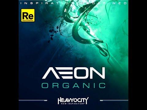 Heavyocity AEON Organic for Reason, Sound Demo