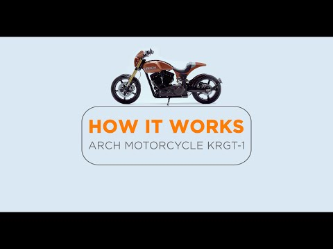 ARCH Motorcycle | How It Works