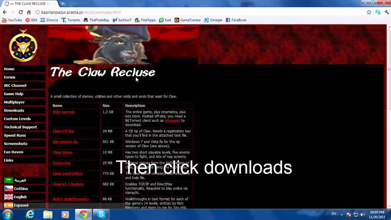 claw game full version free download