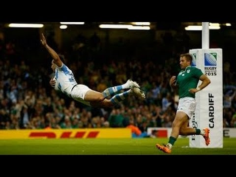 Rugby World Cup | Top Tries | 2015