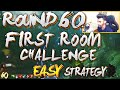 ROUND 60 FIRST ROOM CHALLENGE EASY STRATEGY Live w/Aston - ZETSUBOU NO SHIMA BO3 ZOMBIES
