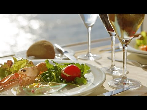 What makes our onboard food and wine so exceptional? | Brittany Ferries