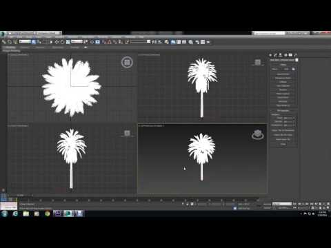 Plant Factory to 3ds Max   Using the FBX Import Script