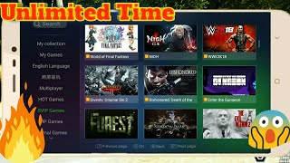 How to Play Unlimited Time Gloud Games Games And Earnin Banana Coins For Free On Android!