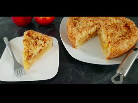 gâteau-aux-pommes-sans-oeufs-très-facile