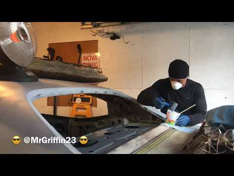 How I Apply POR-15 to my 1971 Chevelle - #TheChevelleProject - Restoration - DIY