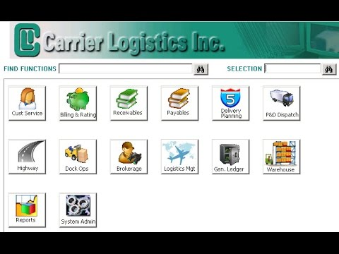 Freight Management Software by Carrier Logistics