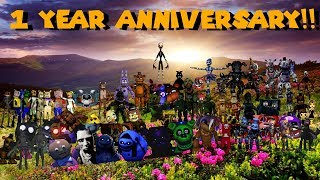 GoronGuy123 Not Scary 1 Year Anniversary Best Moments Compilation