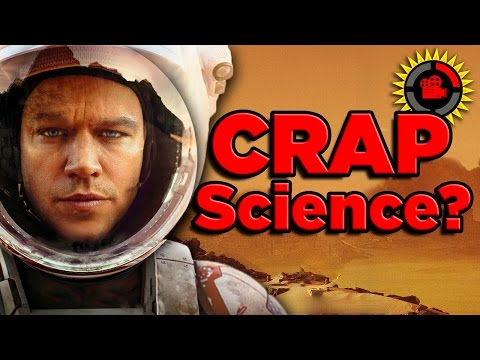 Film Theory: Is The Martians POOP SCIENCE Full of CRAP?