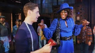 Video: Wayne Brady in Drag as Lola in KINKY BOOTS on Broadway