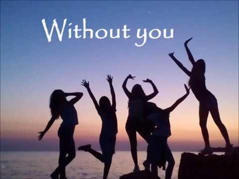übersetzung without you