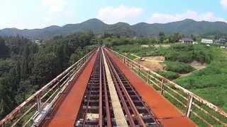 高千穂あまてらす鉄道・高千穂鉄橋
