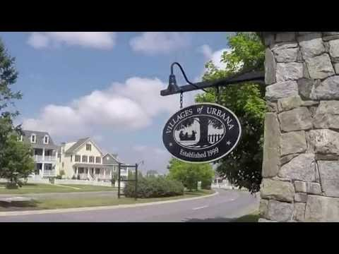 Take a Look At: The Villages of Urbana in Frederick, MD