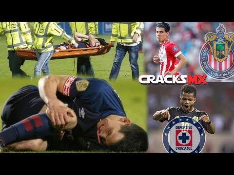 ¡LESIONARON al CHUCKY!   ¿GUTI regresa para CHIVAS?   CRUZ AZUL pregunta por GIO