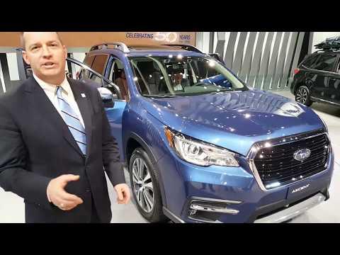 2018 Subaru Ascent Touring 8 Passenger SUV