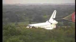 STS-121 Space Shuttle Discovery Landing
