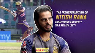 Idolising Gambhir to playing for Delhi and KKR - Nitish Rana's Journey | I Am A Knight