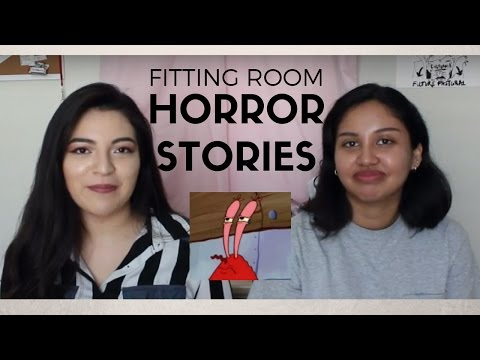 STORYTIME || RETAIL/FITTING ROOM HORROR STORIES!!!