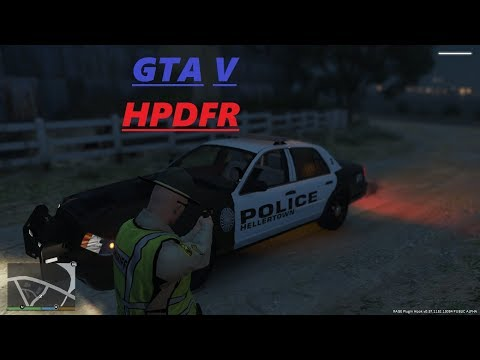 Gta 5 (LSPDFR) Hellertown Police Crown Vic Patrol (Pennsylvania Police Day 4)
