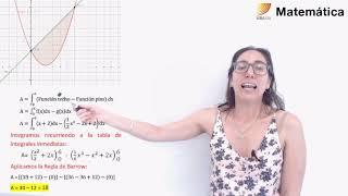 Matemática: Integrales definidas. Resolución(15/11/2019)
