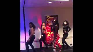 Miya Guggs -  Bad Boy (Producer ProdRicci) ATL Showcase performance