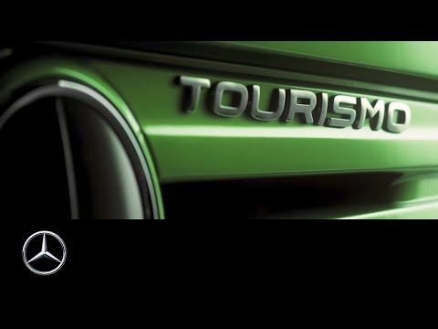 Mercedes-Benz Buses | The new Tourismo 2017 Trailer