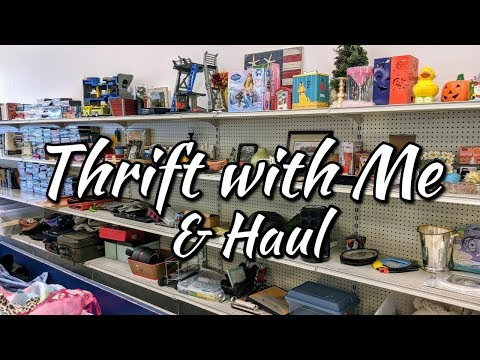 Thrifting at Goodwill and Vintage Thrift Haul Scores in 2020!