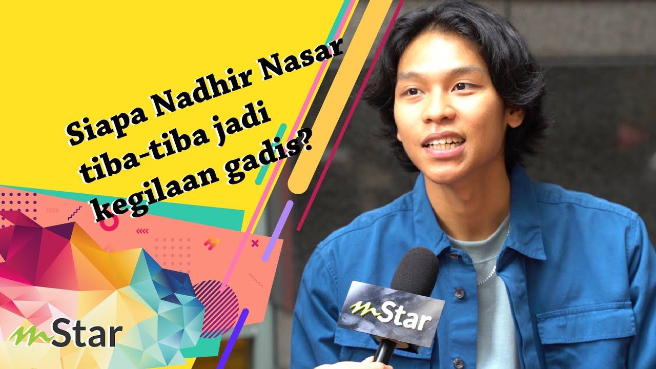 Download Cara Nadhir Nasar cakap memang macam bad boy! Boleh tahan kacak jumpa face to face...