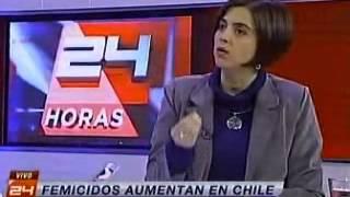 Entrevista a Ministra Claudia Pascual en canal 24 Horas