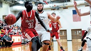 AMAZING High School Basketball Shot Wins the Game | What's Trending Now