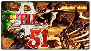 THE LEGEND OF ZELDA TWILIGHT PRINCESS HD Part 51: Riesenfossilbestie Skeletulor