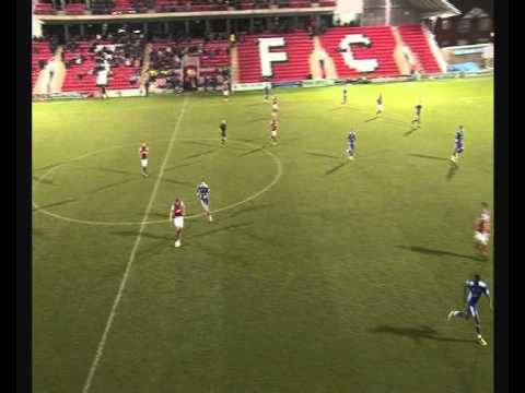 Remember when Jamie Vardy scored this brilliant hat-trick for Fleetwood Town?
