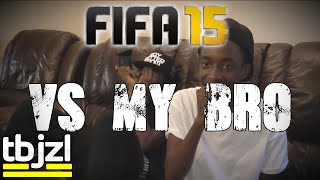 FIFA 15 vs My Brother (FIFAManny)