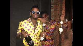 DIAMOND PLATNUMZ  AFRIMA AWARDS PARFOMANCE