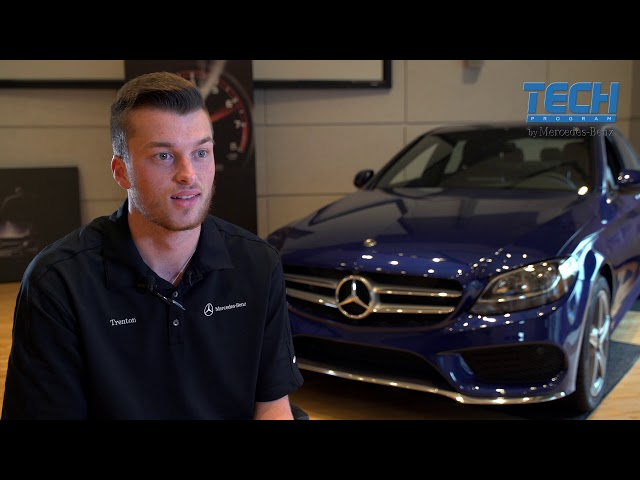 From Shelton State to Mercedes Benz Team Leader before 21
