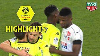 Amiens SC - Angers SCO ( 0-0 ) - Highlights - (ASC - SCO) / 2018-19