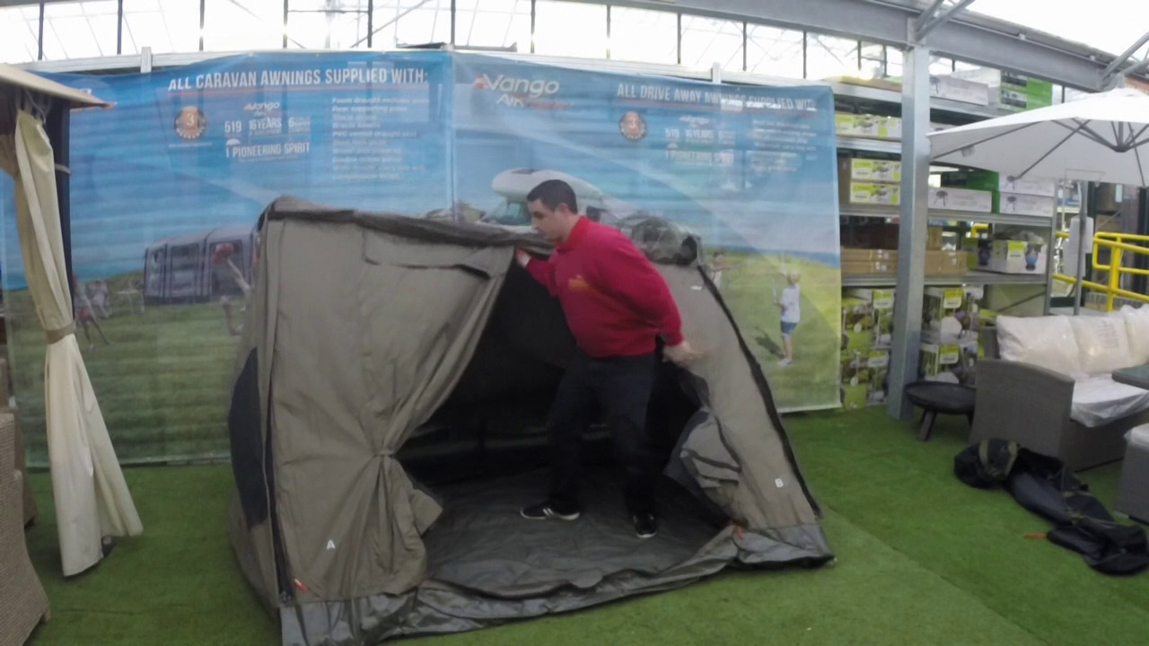OzTent RV 30 Second Tent UK Pitching u0026 Packing & OzTent RV 30 Second Tent UK Pitching u0026 Packing - YouTube