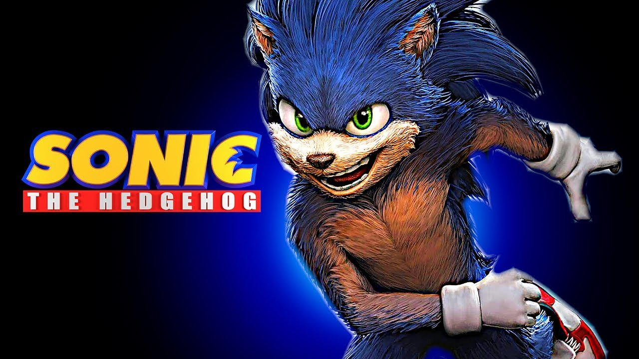 Sonic The Hedgehog 2019 Live Action Movie Trailer Concept Hd Youtube