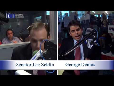 Long Island News Radio Debate 5/23/14