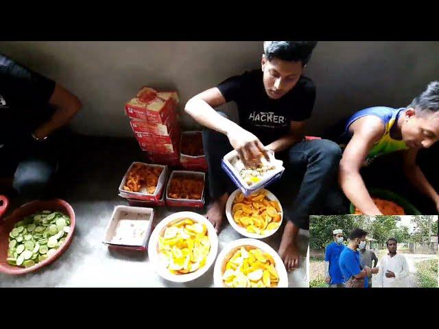 4th Iftar Food Event | Bishwanath | Alangkari Union | Sheikher Gaw
