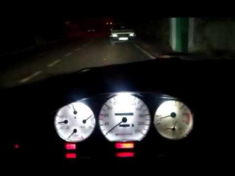 mercedes w124 follow me home ve otomatik far kontrol sistemi